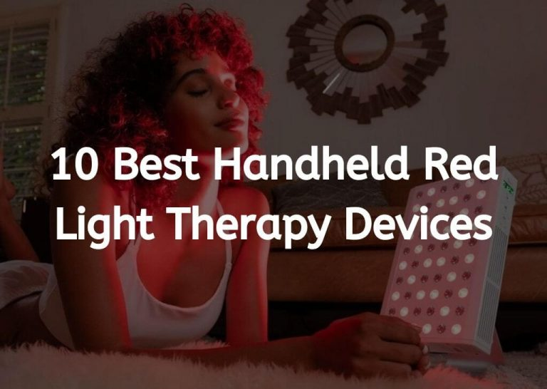 Handheld Red Light Therapy Devices