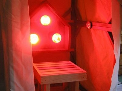 Red Light Therapy Portable Sauna 2 | Red Light Therapy Exposed